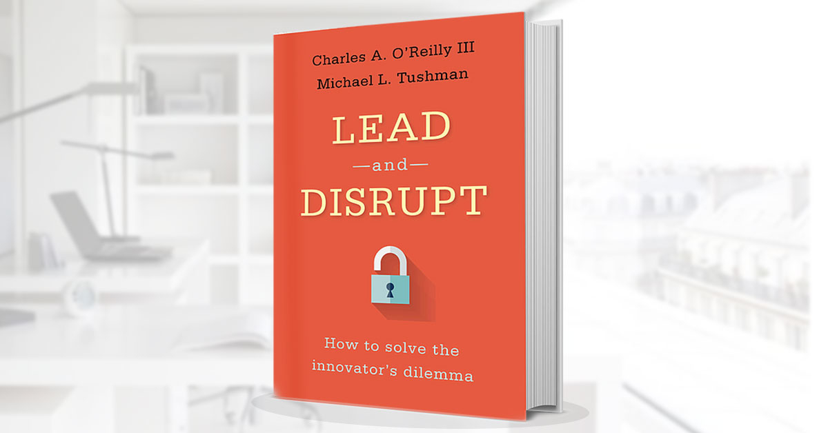 lead disrupt book innovators dilemna