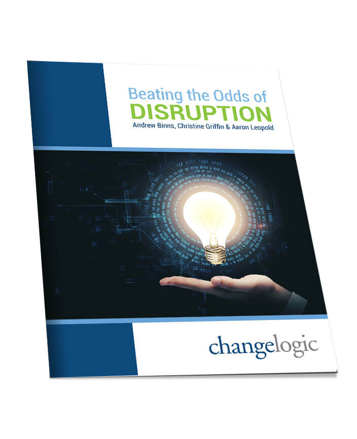 beating odds disruption